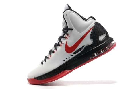Mens Nike Zoom KD V 5 USA White Black Red Shoe Cheap for Sale 2013 | Cheap KD Shoes | Scoop.it