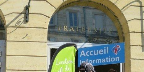 Un accueil hors les murs pour l'office de tourisme du Pays Foyen | Actu Réseau MOPA | Scoop.it