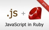 #297 Running JavaScript in Ruby (pro) - RailsCasts | ruby on rails | Scoop.it