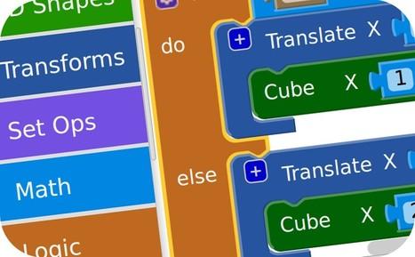 BlocksCAD | TicTecBot | Scoop.it