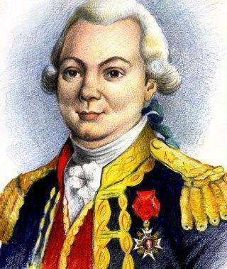 1er août 1785 : départ du navigateur La Pérouse | Auprès de nos Racines - Généalogie | Scoop.it
