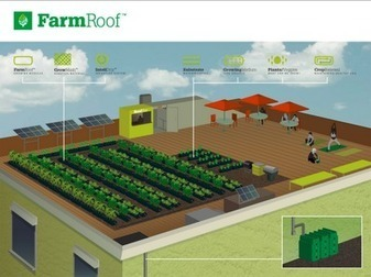 Roof Top Farms – Urbaform Technologies | Vertical Farm - Food Factory | Scoop.it
