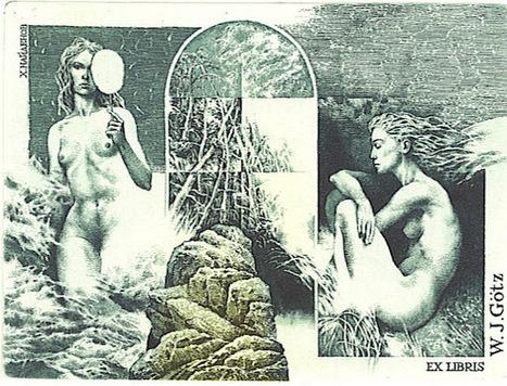 El blog de Candela Vizcaíno: Ex libris: Naidenov | ArteDigital | Scoop.it