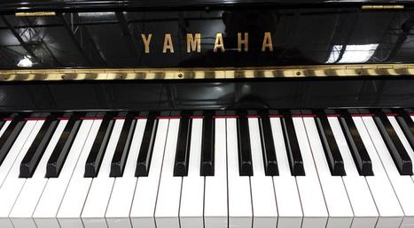 INTERACTIVE: This Magic Piano Offers Some Beautiful Pieces | omnia mea mecum fero | Scoop.it