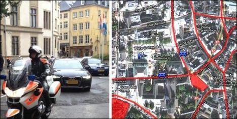 Circulation difficile pour le mariage princier | Luxembourg (Europe) | Scoop.it