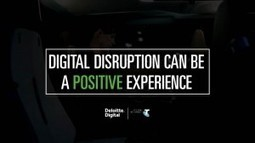 Digital disruption can be a positive experience - Steven Hallam : Steven Hallam | Digital Disruption | Scoop.it