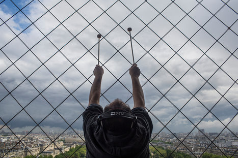 'Tower Music,' From Eiffel Tower, by Joseph Bertolozzi   Mobile Video for brands and broadcasters   Scoop.it