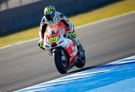 "Iannone just 0.007"" behind Marquez 