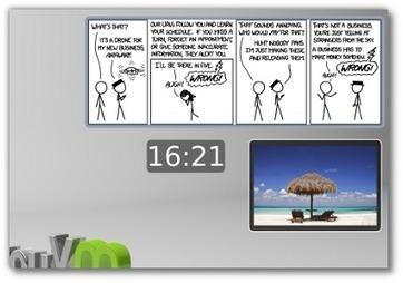 Cinnamon sort en version 1.8 Le bureau Linux introduit Desklets, un ... - Developpez.com | Actualités de l'open source | Scoop.it