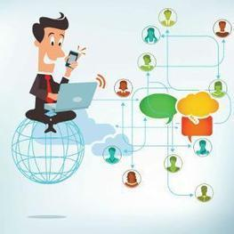 Companies use social network sites like Facebook, Twitter to hire ... - Economic Times   HRTech   Scoop.it