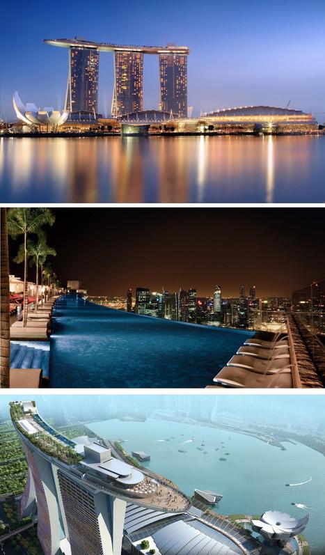 Marina Bay Sands, Singapur | Arquitectura Del Siglo XXI | Scoop.it