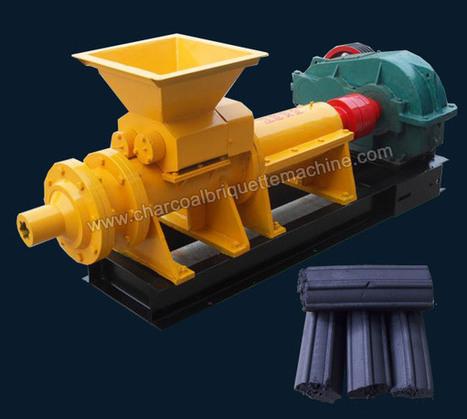 Charcoal Power Briquette Machine/Shisha Charcoal Machine Manufacturer | charcoal briquette making | Scoop.it