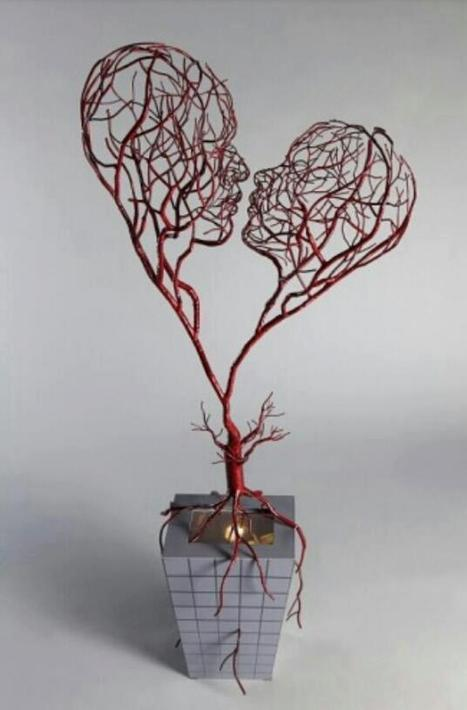 Love Tree Sculpture | Cleaners in London | Fantastic Cleaners London | Scoop.it