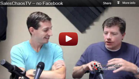 ViDEO: Social Media Channels for Selling that AREN'T Facebook or Twitter   SocialMedia Source   Scoop.it