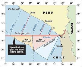 El Principio de Equidad Colombia-Nicaragua y la Pugna Perú-Chile | Un poco del mundo para Colombia | Scoop.it
