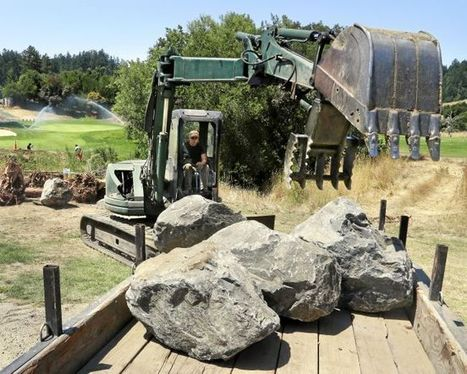 Habitat restoration at San Geronimo golf course to aid salmon - Marin Independent Journal | Fish Habitat | Scoop.it