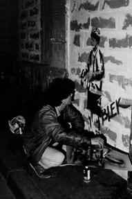 Article11 - Blek le Rat : « J'ai vécu toutes ces années comme une guerre contre le système établi dans l'art » - Lémi | Interviews graffiti et Hip-Hop | Scoop.it