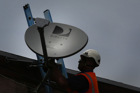 AT&T Said to Hold Talks With DirecTV on Possible Purchase | EconMatters | Scoop.it