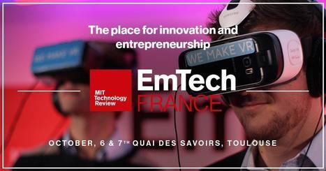 Emtech France 2016 | innovation | Scoop.it
