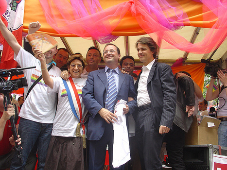 "LGBT : ""F. Hollande, candidat engagé"" (Gilles Bon-Maury, HES) - Têtu blogs 