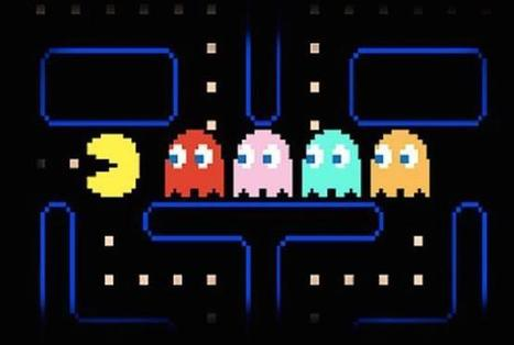Here's The Sneaky Way You Can Play Pac-Man At Work | Share Some Love Today | Scoop.it