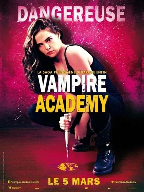 Vampir Akademisi Türkçe Dublaj İzle | www.sinemaevinizde.com | Scoop.it