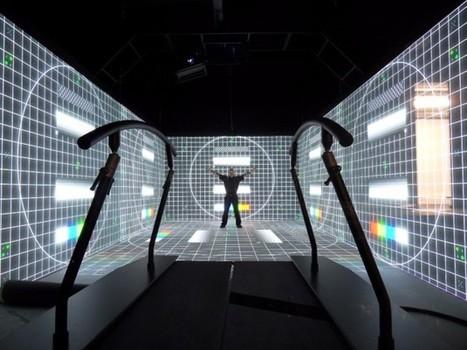 Caen Réalité virtuelle. À Caen, la plus grande salle immersive de France en milieu universitaire | qrcodes et R.A. | Scoop.it