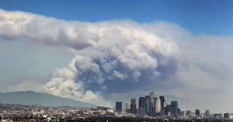 #Wildfires erupt as record heat bakes the Southwest #LA #America | Messenger for mother Earth | Scoop.it