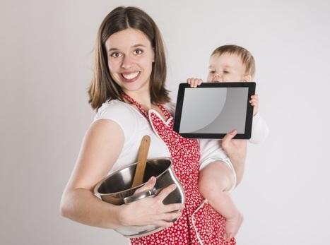 Le app più utili alle mamme digitali   Marketing, Web & Social Media   Scoop.it
