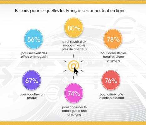 Pour quelles raisons les Français apprécient-ils le Web2Shop ? | e-commerce  - vers le shopping web 3.0 | Scoop.it