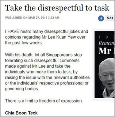 What is Amos Yee's problem? Ours, actually. | Life | Scoop.it