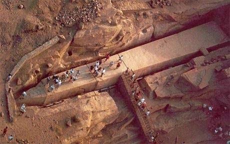 Unfinished_obelisk in Egypt   Best Egypt Trip   Scoop.it