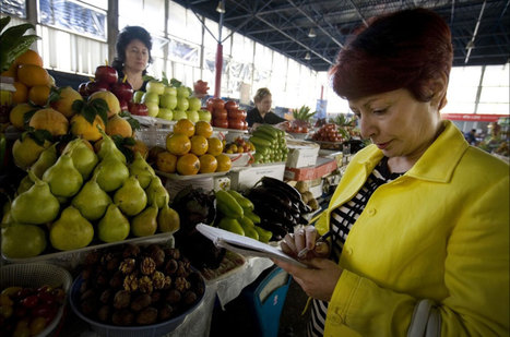 UN reports slight drop in food prices, stresses need for policies to prevent crisis | Food Situation - globally | Scoop.it