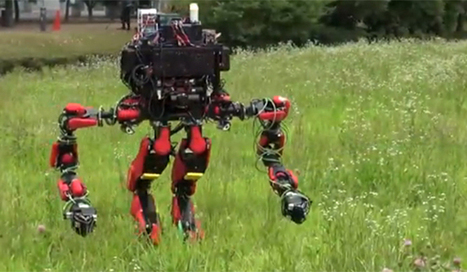 Un robot de Google mène une compétition de robots militaires   Skynet : Mythe ou réalité ?   Scoop.it