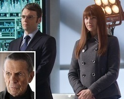 Fringe Bosses on Seth Gabel's Status, Leonard Nimoy's Return, the 'Alternate Ending' and More | Fringe Chronik | Scoop.it