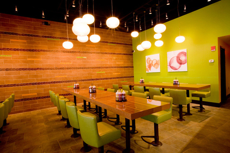 Interior Category : Glamorous Round Glass Dining Table On Burger Palace, teak dining table, cherry dining table ~ www.grubtoe.com | Interior Home Design | Scoop.it
