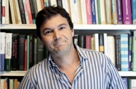 Thomas Piketty Undermines the Hallowed Tenets of the Capitalist Catechism | Sustain Our Earth | Scoop.it