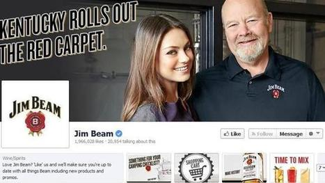 Alcohol companies use Facebook to avoid advertising restrictions | Alcohol, advertising and sponsorship | Scoop.it