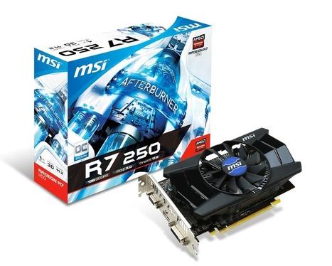VGA MSI R7 250 1GD5 OC - สินค้าไอที IT Accessories computer ราคาถูก : Inspired by LnwShop.com | สินค้าไอที,สินค้าไอที,IT,Accessoriescomputer,ลำโพง ราคาถูก,อีสแปร์คอมพิวเตอร์ | Scoop.it