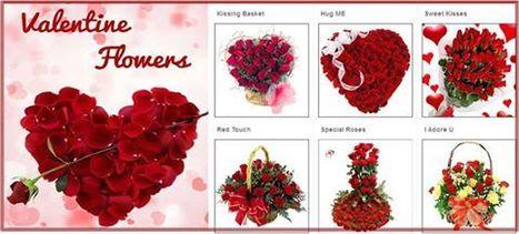 Send Valentine Roses to Hyderabad, Guntur, Vijayawada, Vizag, India | Us2guntur | Us2guntur | Scoop.it