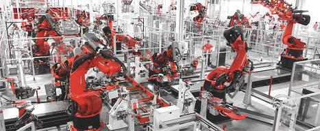 Dites Adieu à votre travail, un robot vous remplacera | 2020, 2030, 2050 | Scoop.it