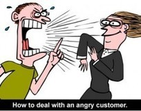 Five Tips to Deal with Angry Clients   Social Media News   Scoop.it