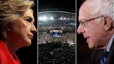 Sanders to DNC: Remove Clinton backers from platform committee | AUSTERITY & OPPRESSION SUPPORTERS  VS THE PROGRESSION Of The REST OF US | Scoop.it