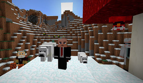 Minecraft 1.10 – Actualización Frostburn | Minecraft | Scoop.it