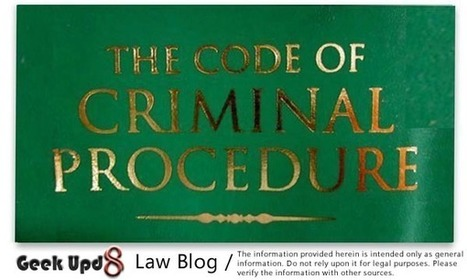 The Code of Criminal Procedure, 1973 CrPC (India) | 498a IPC - Indian Dowry Law | Scoop.it