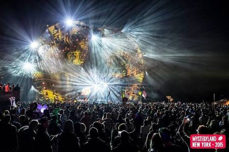 Mysteryland USA establishes itself as a 'niche' festival favoring underground over mainstream | DJing | Scoop.it
