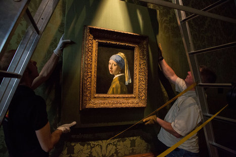 The Golden Age of Dutch art has inspired writers from Marcel Proust to Donna Tartt - The Independent   Porter Doors   Scoop.it
