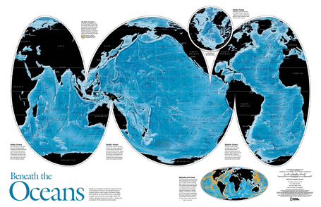 Selecting a Map Projection | Map@Print | Scoop.it