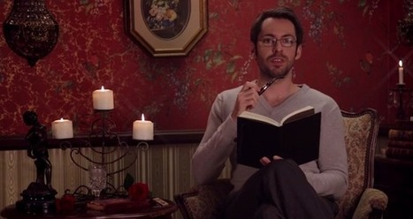 James Joyce's dirty love letters read aloud by Martin Starr, Paget Brewster & other TV comedy actors | Write on.. | Scoop.it