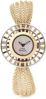 Titan Raga Analog Watch - For Women With 20% OFF From Flipkart | Online Shopping |  Best Deals | Coupons | Scoop.it